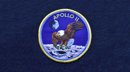 Moon Landing Apollo 11 Header 2